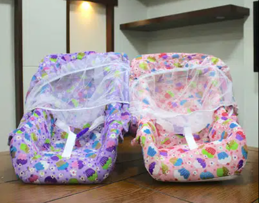 baby carry cot with mosquito net