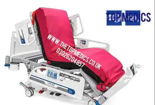 Electric Bed I. C. U Bed For Home Use Patient Care Bed
