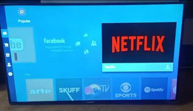 Eid Offer 43″ inches Samsung Fully Android led tv For Sale In Karachi