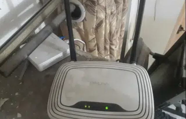 Tplink wifi router 2 antenia's For Sale In Lahore