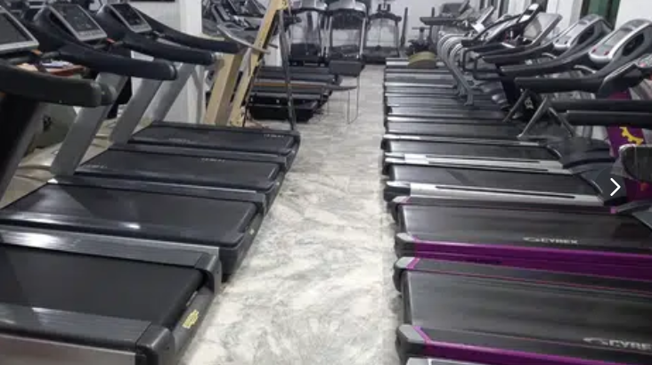 COMPLETE FITNESS EQUIPMENT'S CADIO & STRENGTH For Sale In Lahore