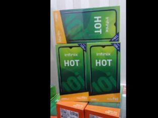 Infinix Hot 10i (4GB 128GB) 6000MAH Batterry Box pack P65 Proccesr
