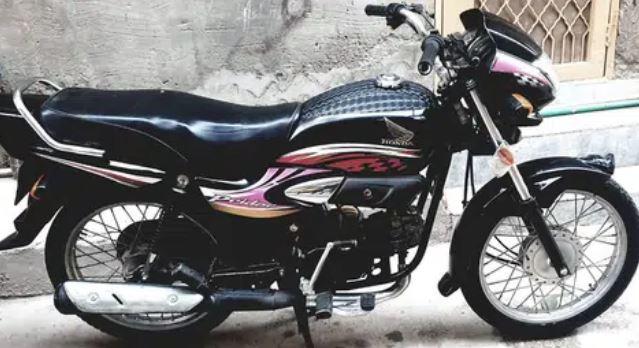 Honda prider 100cc