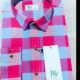 COTTON shirt German collar double stitch shirt Masha Allah