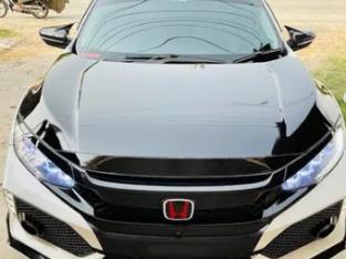 2016 – 55,000 km Honda Civic 1.8 i-VTEC Oriel UG Fully Loaded Lahore Register