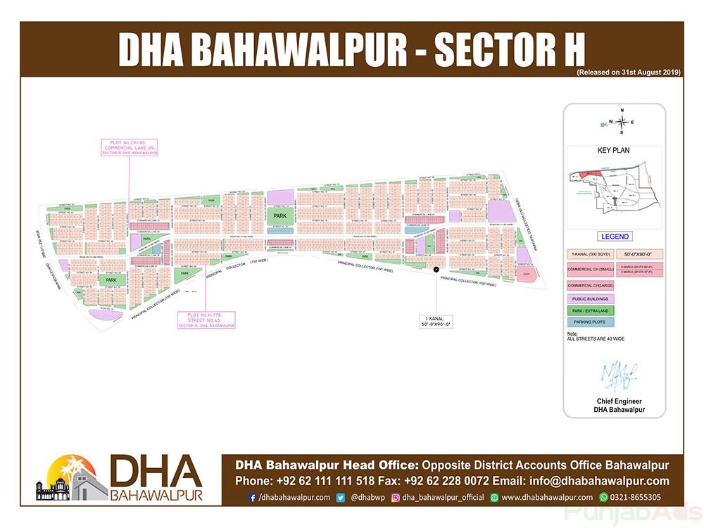 Defense Housing Authority Bahawalpur (DHA)