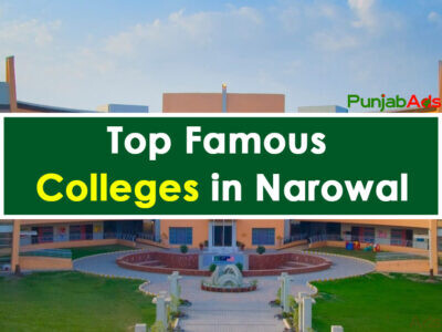 Top Famous Colleges in Narowal