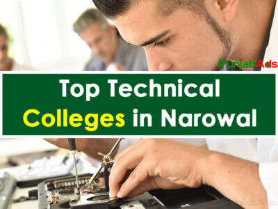 Top Technical Colleges in Narowal