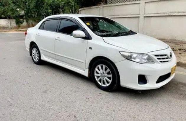 Toyota Corolla Gli 1.6 AUTOMATIC Altis for sale in Hyderabad