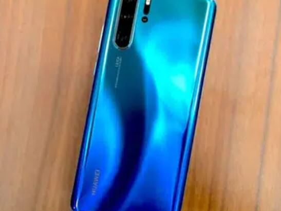 Huawei P30 mobile for sale in lahore