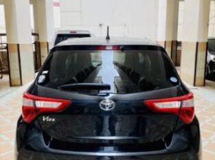 Vitz 2018-2021 pearl black for sale in karachi