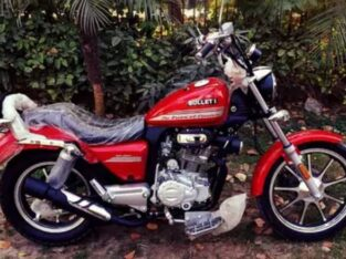 Chopper 200cc fresh stock for sale in lahore