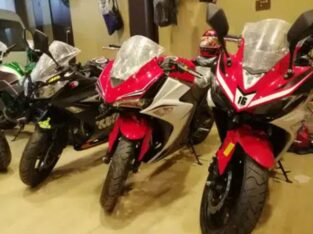 Rapid 250cc 2021 for sale in lahore