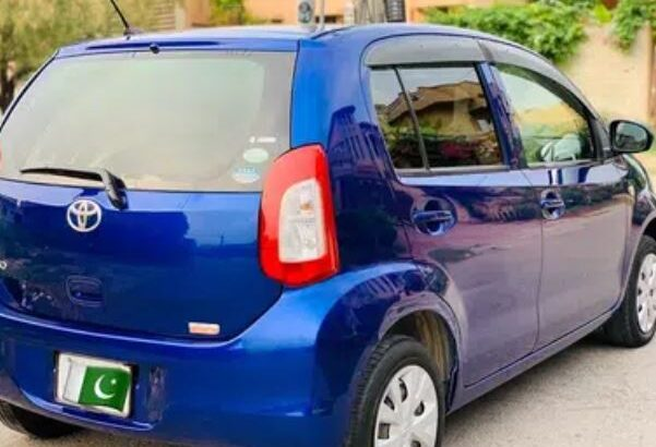 Toyota Passo XL for sale in islamabad