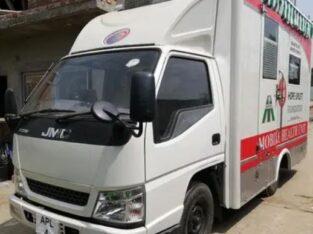 JMC Rocket SWB for sale in islamabad
