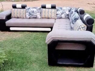 7 seat L save corner for sale in islamabad