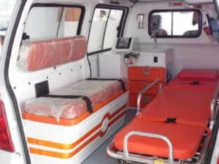 Mini Ambulance FAW for sale in gujrawala