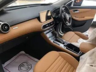 MG-HS, Pearl white 2021 model for sale in faislabad