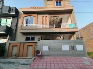 6 Marla House for sale in islamabad
