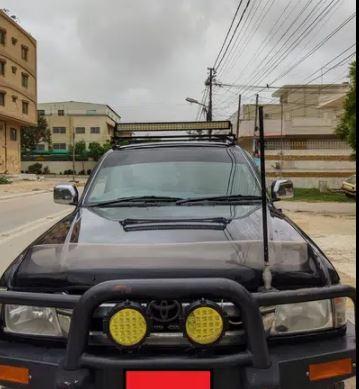 Toyota Hilux Tiger Model 2000 for sale in karachi