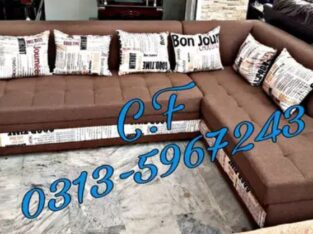 Furniture Sofa Set-6 seater for sale in karachi