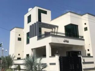 CORNER 5 MARLA BRAND NEW HOUSE for sale in lahore