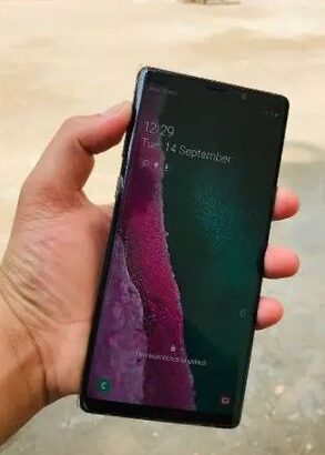 samsung note 9 for sale in faisalabad