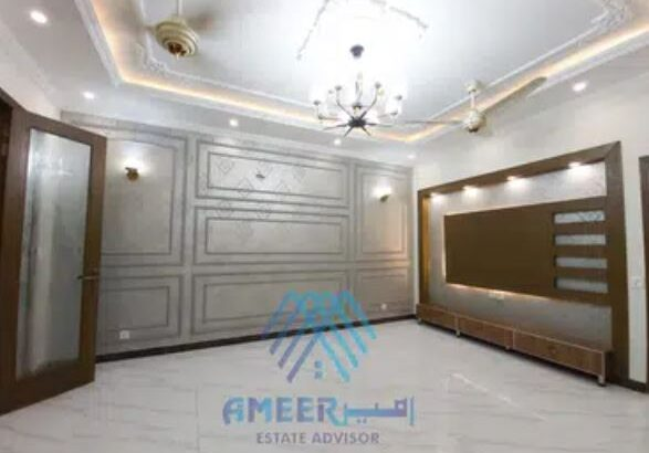 A-BLOCK 10 MARLA BRAND NEW SPANISH HOUSE FOR SALE IN LAHORE
