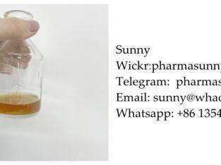 Buy PMK/ Piperonyl methyl ketone oil CAS28578-16-7 in Canada Wickr: pharmasunny