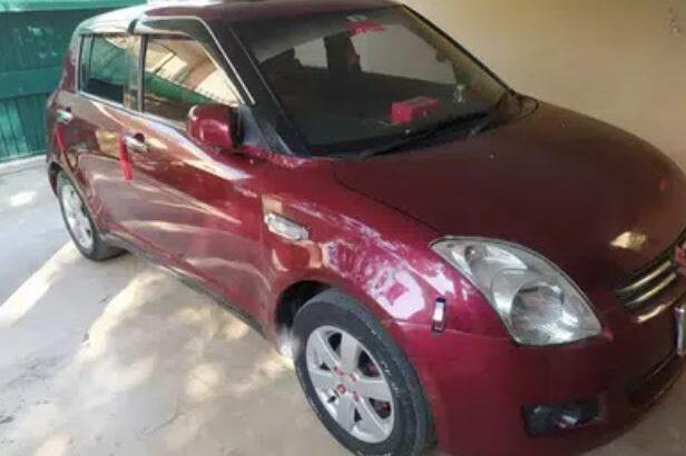 Suzuki swift DLX 2012 for sale in lahore
