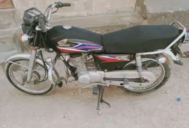 Honda 125 for sale in karachi