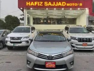 Toyota Corolla Altis for sale in lahore
