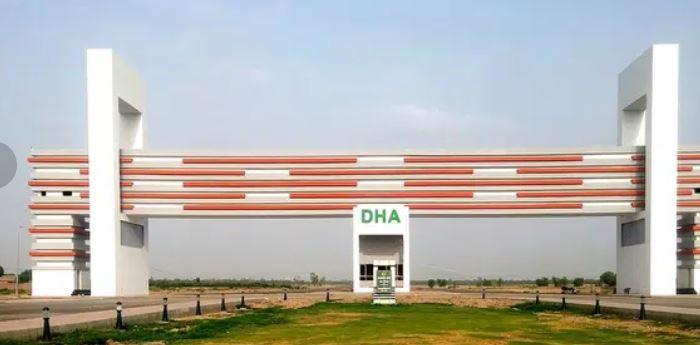 DHA Multan Sector H 1 Kanal for sale in multan