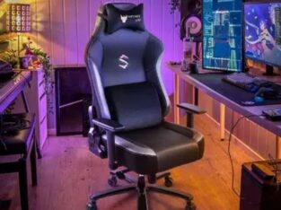 Imported Massage Gaming chairs for sale in lahore