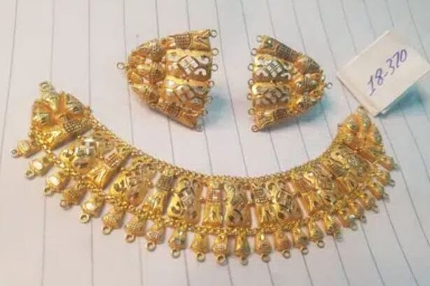 Gold Sets for sale in lahore
