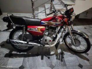 honda 125cc for sale in attock