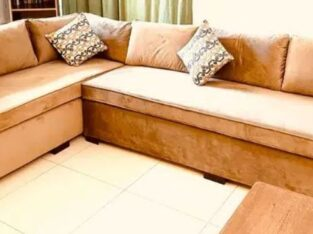 L- Shape Sofa for sale in lahore