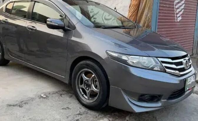 honda city for sale in lahore