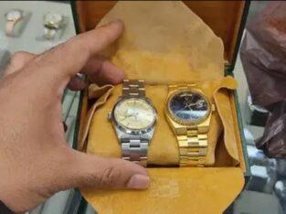 Luxury original Swiss watches for sale in rawalpindi