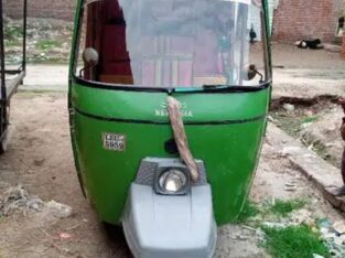 New Asia rickshaw 2016 for sale in faislabad