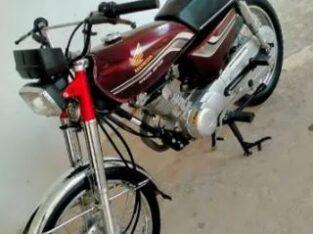 Honda 125 2018 for sale in islamabad