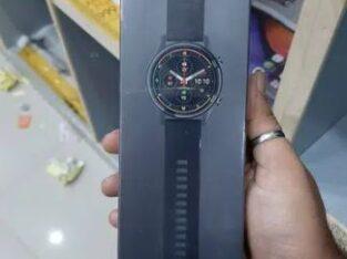 Mi Smart Watch (Black) for sale in karachi