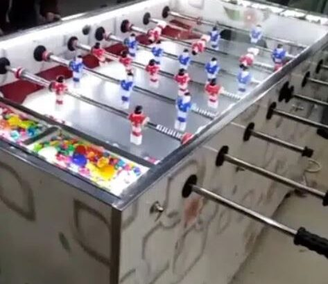 Foosball Table UV MDF Leminated Special Table for sale in lahore