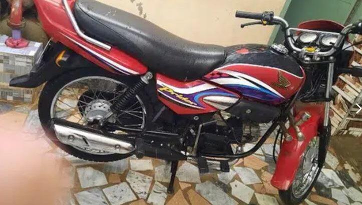 Honda Pridor 100cc for sale in gujrawala
