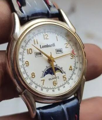 lombardi watch for sale in lahore