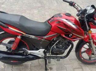 Honda CB 150 F