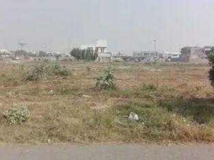 W Block 1 Kanal Hot Location Plot For Sale In Phase 8 DHA Lahore