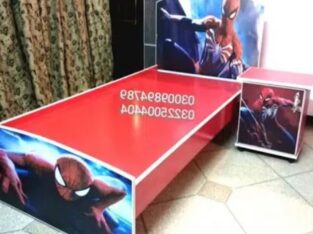 Spider man bed for sale in islamabad