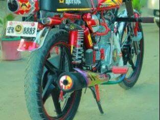 HOnda cg125 2021 for sale in charsadda