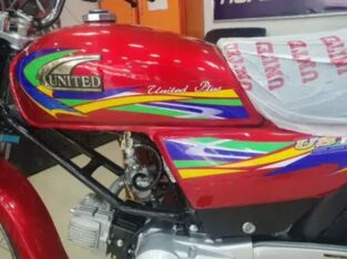 United 100 for sale in lahore